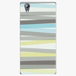 Plastový kryt iSaprio - Stripes - Lenovo P70