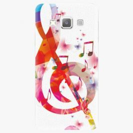Plastový kryt iSaprio - Love Music - Samsung Galaxy A5