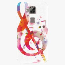 Plastový kryt iSaprio - Love Music - Huawei Ascend G8