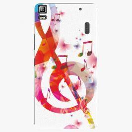 Plastový kryt iSaprio - Love Music - Lenovo A7000