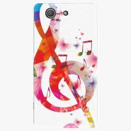 Plastový kryt iSaprio - Love Music - Sony Xperia Z3 Compact