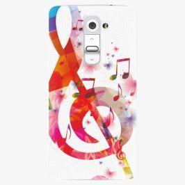Plastový kryt iSaprio - Love Music - LG G2 (D802B)