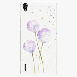 Plastový kryt iSaprio - Dandelion - Huawei Ascend P7