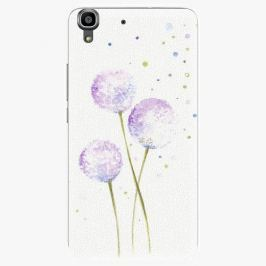 Plastový kryt iSaprio - Dandelion - Huawei Ascend Y6