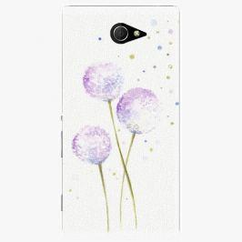 Plastový kryt iSaprio - Dandelion - Sony Xperia M2