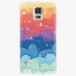 Plastový kryt iSaprio - Cats World - Samsung Galaxy S5