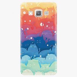 Plastový kryt iSaprio - Cats World - Samsung Galaxy A3