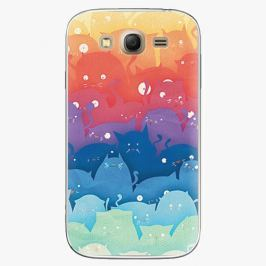 Plastový kryt iSaprio - Cats World - Samsung Galaxy Grand Neo Plus