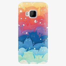 Plastový kryt iSaprio - Cats World - HTC One M9