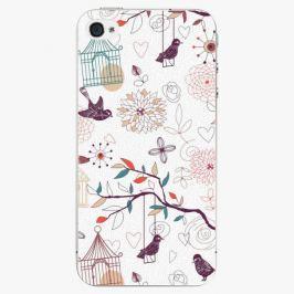 Plastový kryt iSaprio - Birds - iPhone 4/4S
