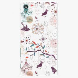 Plastový kryt iSaprio - Birds - Sony Xperia Z5