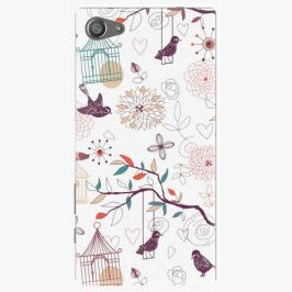 Plastový kryt iSaprio - Birds - Sony Xperia Z5 Compact