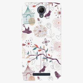 Plastový kryt iSaprio - Birds - Xiaomi Redmi Note 2