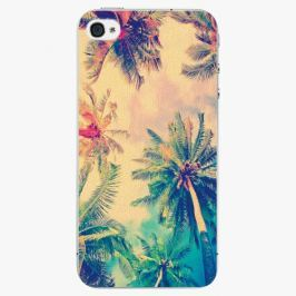 Plastový kryt iSaprio - Palm Beach - iPhone 4/4S