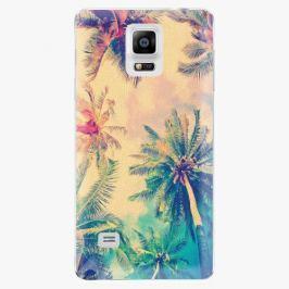 Plastový kryt iSaprio - Palm Beach - Samsung Galaxy Note 4