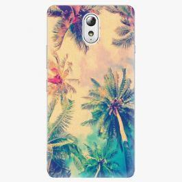 Plastový kryt iSaprio - Palm Beach - Lenovo P1m