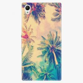 Plastový kryt iSaprio - Palm Beach - Sony Xperia Z1