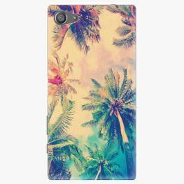 Plastový kryt iSaprio - Palm Beach - Sony Xperia Z5 Compact