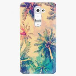 Plastový kryt iSaprio - Palm Beach - LG G2 (D802B)