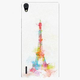 Plastový kryt iSaprio - Eiffel Tower - Huawei Ascend P7
