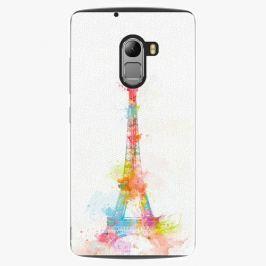 Plastový kryt iSaprio - Eiffel Tower - Lenovo A7010