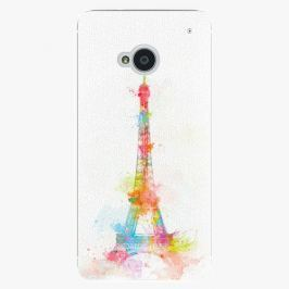 Plastový kryt iSaprio - Eiffel Tower - HTC One M7