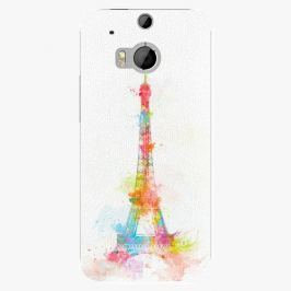 Plastový kryt iSaprio - Eiffel Tower - HTC One M8