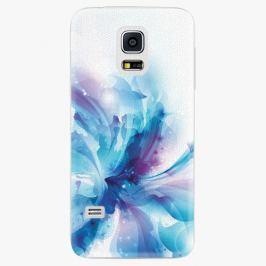 Plastový kryt iSaprio - Abstract Flower - Samsung Galaxy S5 Mini