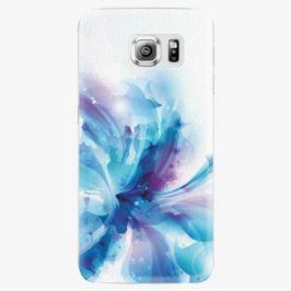 Plastový kryt iSaprio - Abstract Flower - Samsung Galaxy S6 Edge