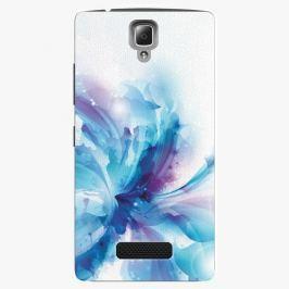 Plastový kryt iSaprio - Abstract Flower - Lenovo A2010