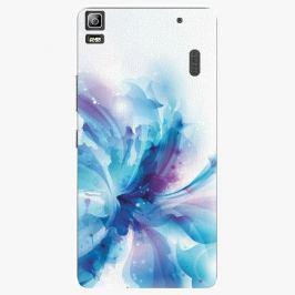 Plastový kryt iSaprio - Abstract Flower - Lenovo A7000 Pouzdra, obaly a kryty na mobilní telefon Lenovo A7000