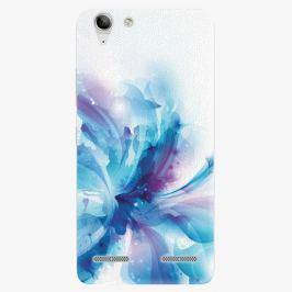 Plastový kryt iSaprio - Abstract Flower - Lenovo Vibe K5
