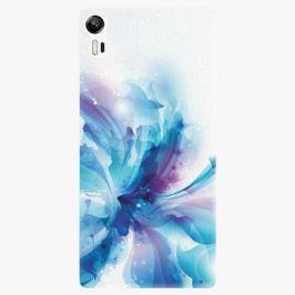 Plastový kryt iSaprio - Abstract Flower - Lenovo Vibe Shot