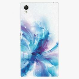 Plastový kryt iSaprio - Abstract Flower - Sony Xperia Z1
