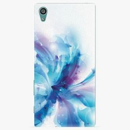 Plastový kryt iSaprio - Abstract Flower - Sony Xperia Z5