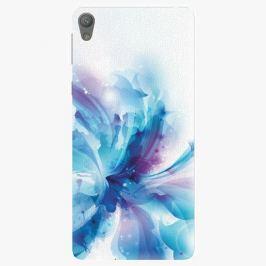Plastový kryt iSaprio - Abstract Flower - Sony Xperia E5