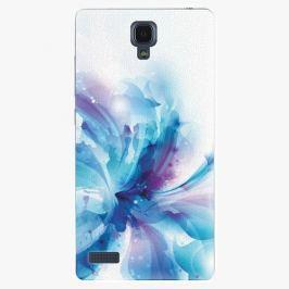 Plastový kryt iSaprio - Abstract Flower - Xiaomi Redmi Note