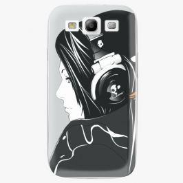 Plastový kryt iSaprio - Headphones - Samsung Galaxy S3