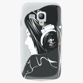 Plastový kryt iSaprio - Headphones - Samsung Galaxy S3 Mini
