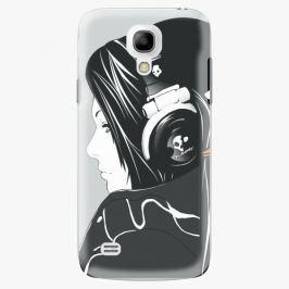 Plastový kryt iSaprio - Headphones - Samsung Galaxy S4 Mini