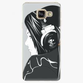 Plastový kryt iSaprio - Headphones - Samsung Galaxy A5 2016