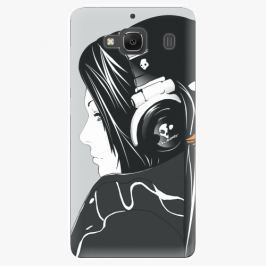 Plastový kryt iSaprio - Headphones - Xiaomi Redmi 2