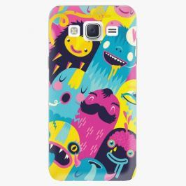 Plastový kryt iSaprio - Monsters - Samsung Galaxy J5