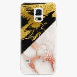 Plastový kryt iSaprio - Shining Marble - Samsung Galaxy S5 Mini