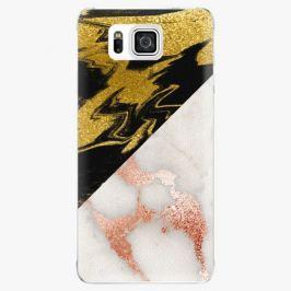 Plastový kryt iSaprio - Shining Marble - Samsung Galaxy Alpha