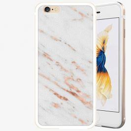 Plastový kryt iSaprio - Rose Gold Marble - iPhone 6 Plus/6S Plus - Gold