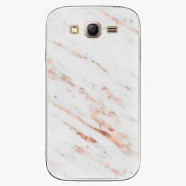 Plastový kryt iSaprio - Rose Gold Marble - Samsung Galaxy Grand Neo Plus