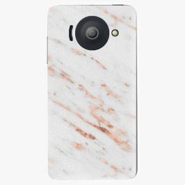 Plastový kryt iSaprio - Rose Gold Marble - Huawei Ascend Y300
