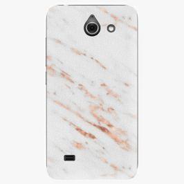 Plastový kryt iSaprio - Rose Gold Marble - Huawei Ascend Y550
