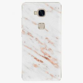 Plastový kryt iSaprio - Rose Gold Marble - Huawei Honor 5X